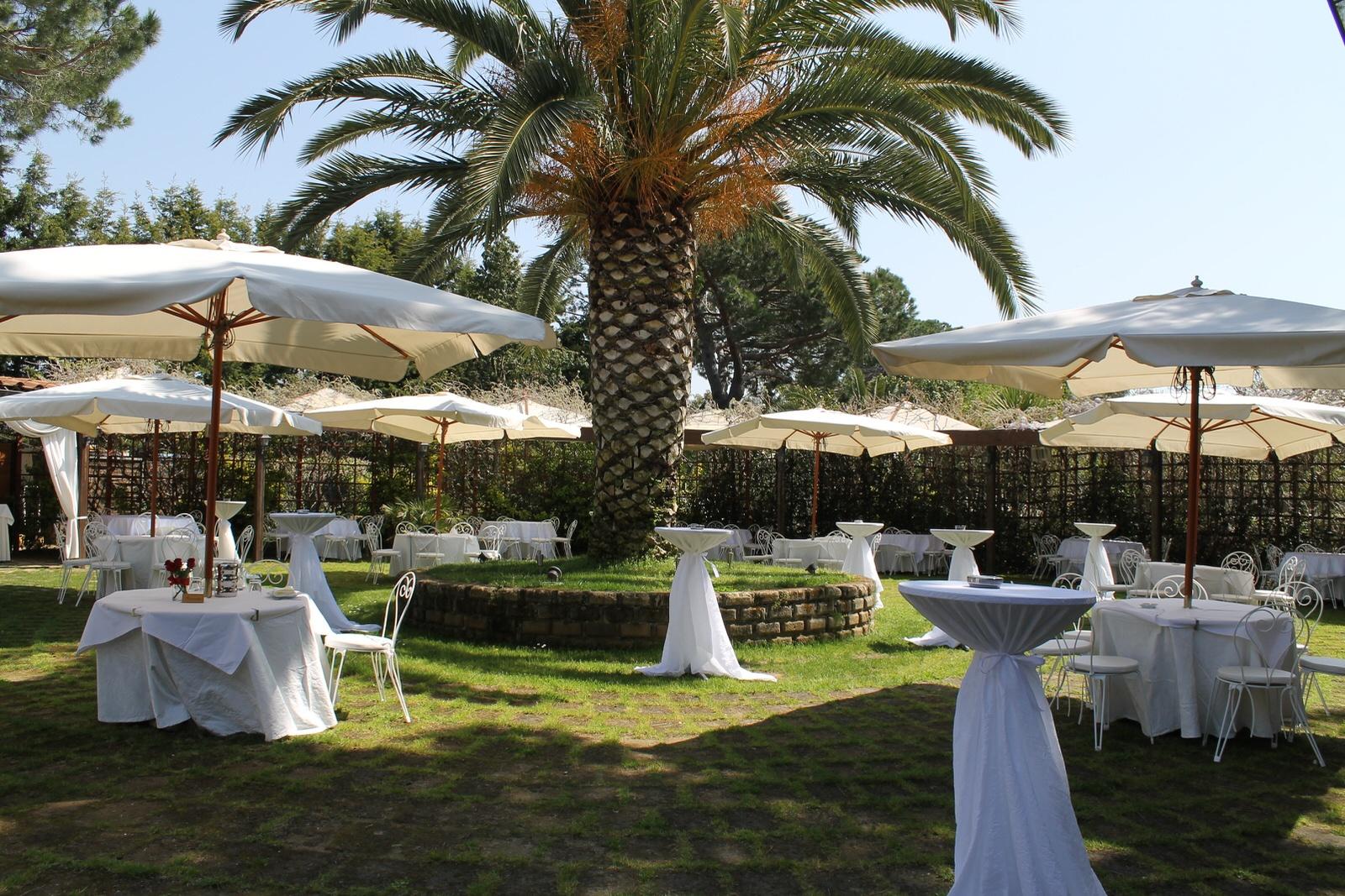 Ricevimenti e Matrimoni Roma Villa Grant - Anfiteatro