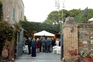 Ricevimenti e Matrimoni Roma Villa Grant - Il Borgo