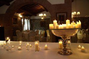 Ricevimenti e Matrimoni Roma Villa Grant - Sala Arcate