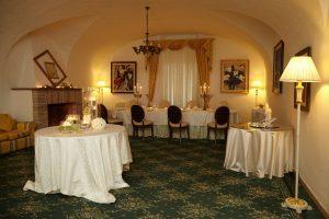 Ricevimenti e Matrimoni Roma Villa Grant - Sala Chagall