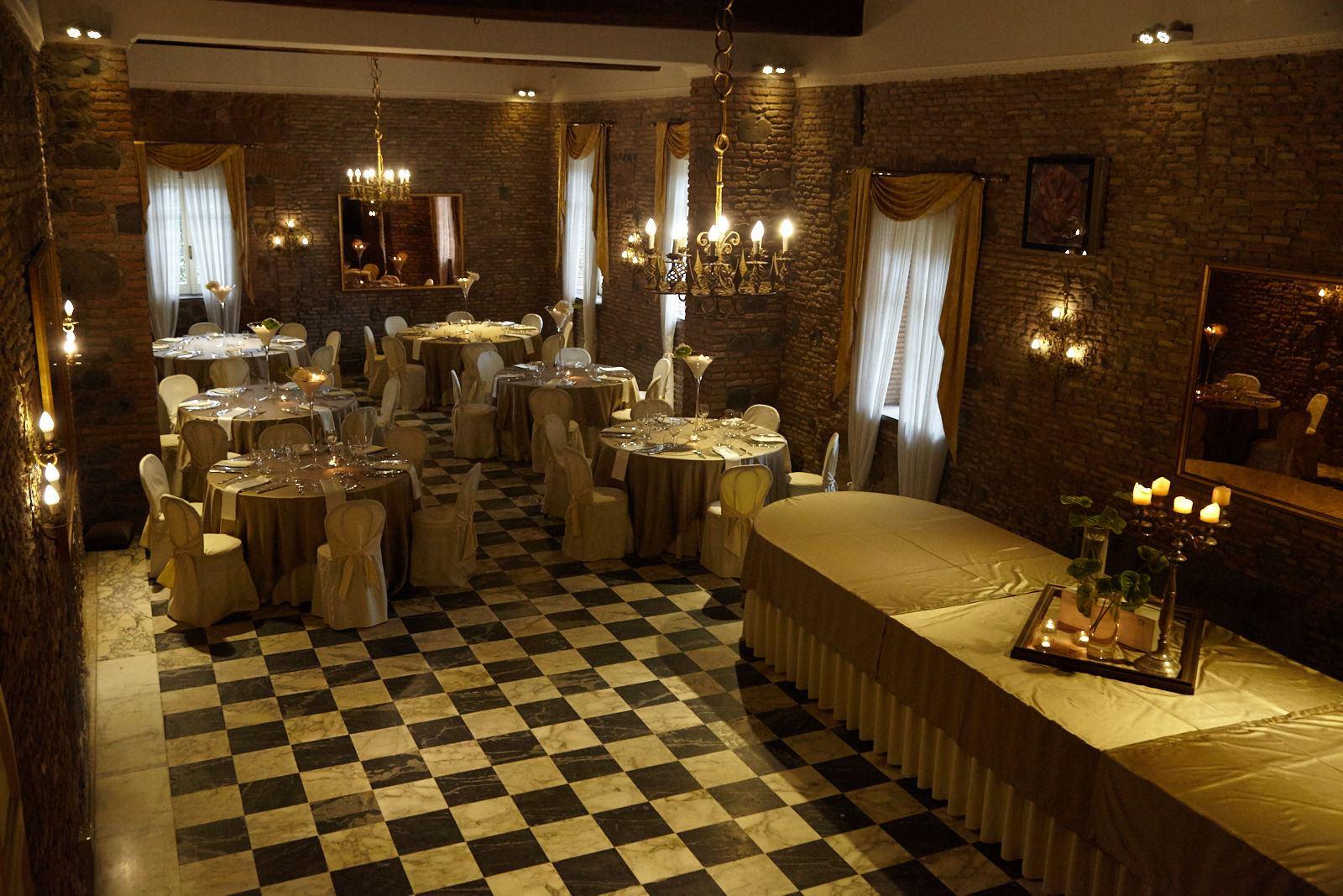 Sala Scacchi (Chess hall)