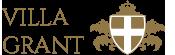 Villa Grant | Ricevimenti e matrimoni a Roma Logo